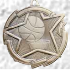Medals - Star Sports Medals