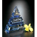 Crystal Awards - Accolade Pyramid #6460