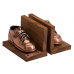 Bronze - Baby Shoes - Bookends  - Product Code #8