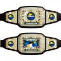 "Championship Belt - ""Cornhole"" Gold"