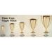 "Cups - Econo Cups - Ebony Step Base - 7"""