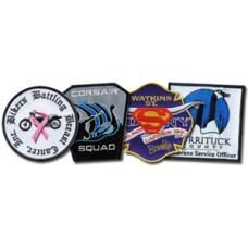 Ad Specialties - Patches - Custom Embroidered Patches