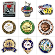 Ad Specialties - Pins - Custom Enamel Commemorative Pins