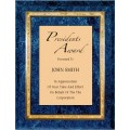 Plaques - #Blue Marble with Florentine Border