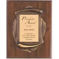 Plaques - #Laurel Bronze Frame Series