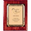 Plaques - #Bronze Gold Deco Frame