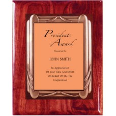 Plaques - #Copper Deco Frame Series