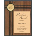 Plaques - Offset Gold Logo Series