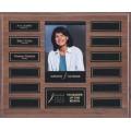 Multi EZ-Install Recognition Perpetual Plaque w/ Photo