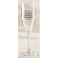 Bar Glass - #3926 | 5.75 oz.Champagne Flute Glass. Case Pack