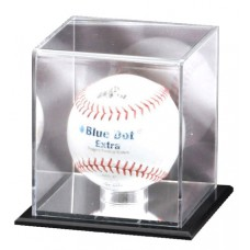 Display Cases - Softball Professional Acrylic Dislpay Case