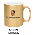 Mugs - Custom Personalized Metallics - No Minimums
