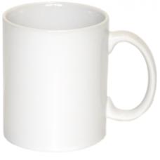 Mugs - Custom Screened White Coffee Mugs $2.37