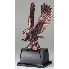 "Eagle Awards - Bronze Eagle in Flight 10.5"""