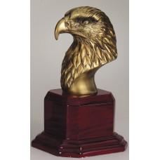 """Eagle Award - #Gold Eagle Head 8.5"""""""