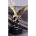 Eagle Award - #Gold Eagle in Flight 12""