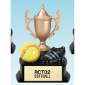 Sports Cup Theme Resin Awards