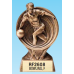 "Resin Trophies - #Bowling 6"" Resin Award"