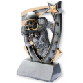 Resin Trophies - #Shield Resin Sports Awards