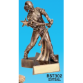 "Resin Trophies - #Superstars 6.5"" Resin Sports Awards"