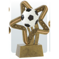 "Resin Trophies - #6"" Resin Star Sports Awards"