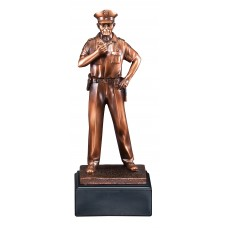 Policeman Sculpture