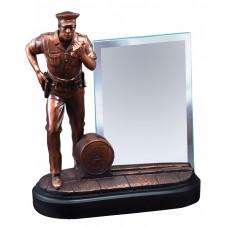 Police Crystal Award