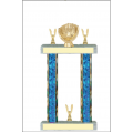 Trophies - #Baseball Glove F Style Trophy