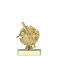 Trophies - #Baseball Laurel A Style Trophy