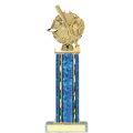 Trophies - #Baseball Laurel D Style Trophy