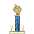 Trophies - #Baseball Laurel E Style Trophy