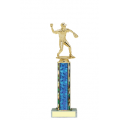 Trophies - #Baseball Pitcher B Style Trophy