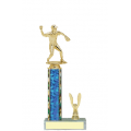 Trophies - #Baseball Pitcher C Style Trophy