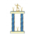 Trophies - #Baseball Pitcher F Style Trophy