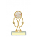 Trophies - #Baseball Star Riser A Style Trophy