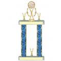 Trophies - #Baseball Star Riser F Style Trophy