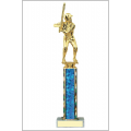 Trophies - #Baseball Batter B Style Trophy