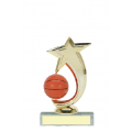 Trophies - #Basketball Shooting Star Spinner A Style Trophy