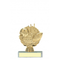 Trophies - #Football Laurel A Style Trophy