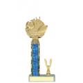 Trophies - #Football Laurel C Style Trophy