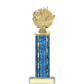 Trophies - #Football Laurel D Style Trophy