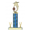 Trophies - #Football Shooting Star Spinner E Style Trophy