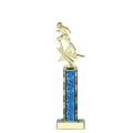 Trophies - #Football Shooting Star B Style Trophy