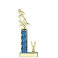 Trophies - #Football Shooting Star C Style Trophy