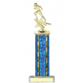 Trophies - #Football Shooting Star D Style Trophy