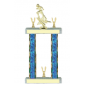 Trophies - #Football Shooting Star F Style Trophy