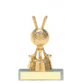 Trophies - #Golf Ball And Cup Style A Trophy