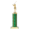 Trophies - #Golfer Style D Trophy - Female