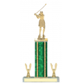 Trophies - #Golfer Style E Trophy - Female
