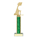 Trophies - #Golf Hole In One Style B Trophy